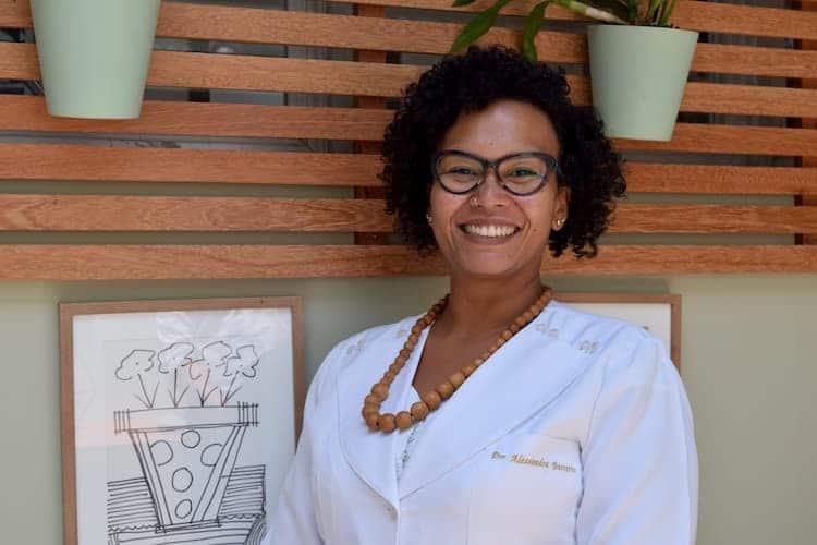 Alessandra Barreto, médica paliativista