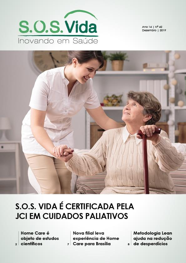 Informativo S.O.S. Vida - dez/2019