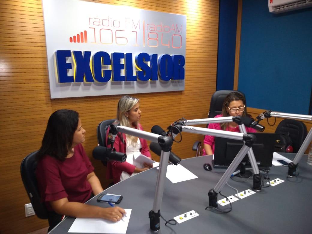Entrevista com Rosana Alfano e Cláudia Cruz