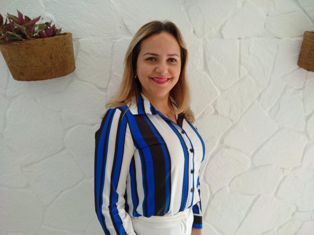 Dra. Marta Simone, gerente da filial S.O.S. Vida em Aracaju