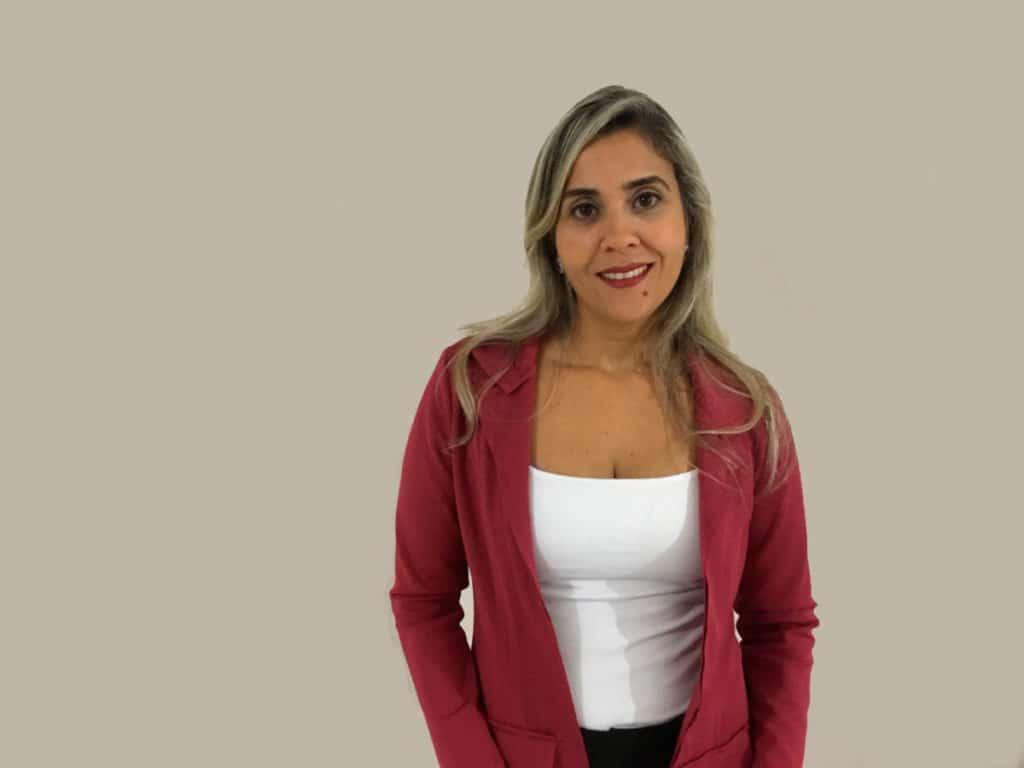 Psicóloga Cláudia Cruz