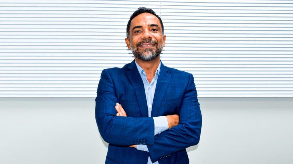 Edmundo Ribeiro, diretor executivo da S.O.S. Vida