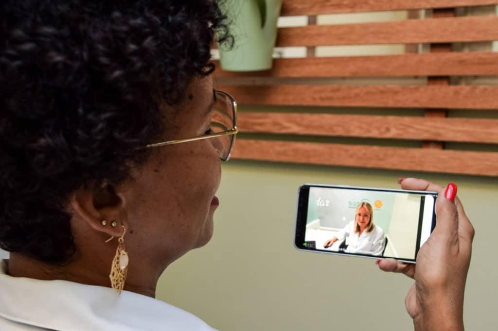 Telemonitoramento no Home Care