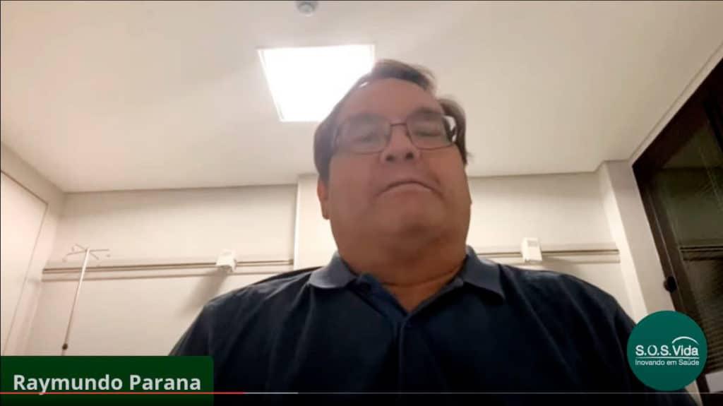 Dr. Raymundo Paraná participa do webinar sobre a integração hospital e home care