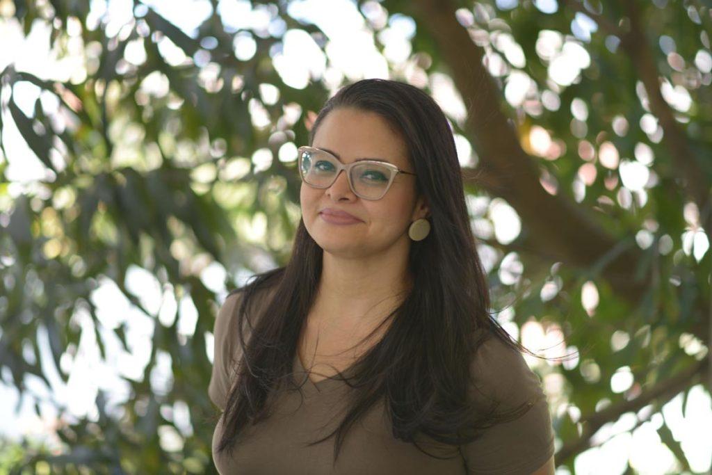 Cristiara Allem, gerente de Atenção Domiciliar da S.O.S. Vida (BA)