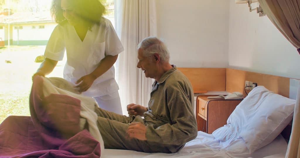 Lesões de pele afetam cerca de 59% dos pacientes acamados 2
