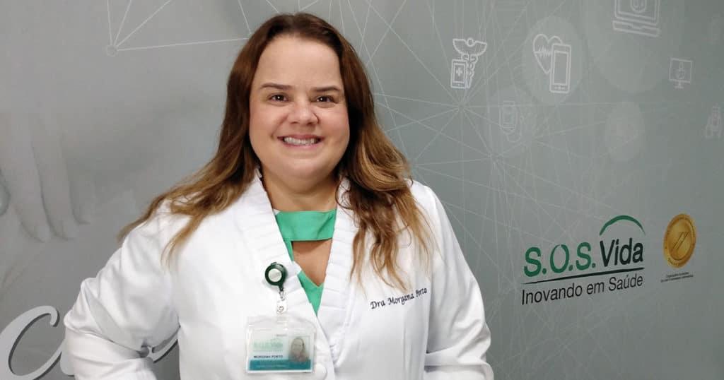 Morgana Porto, pediatra Home Care