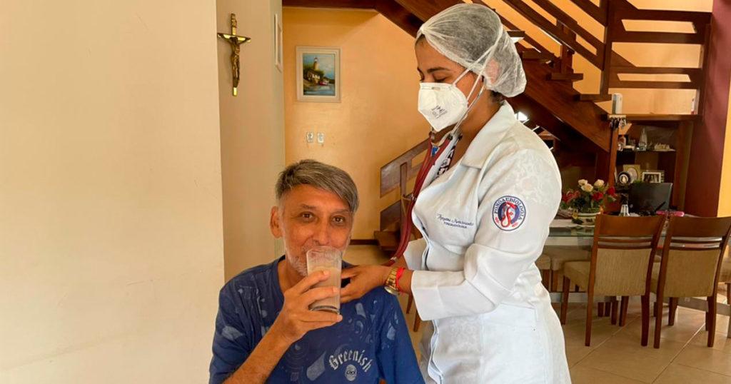 Fonoaudiologia no Home Care