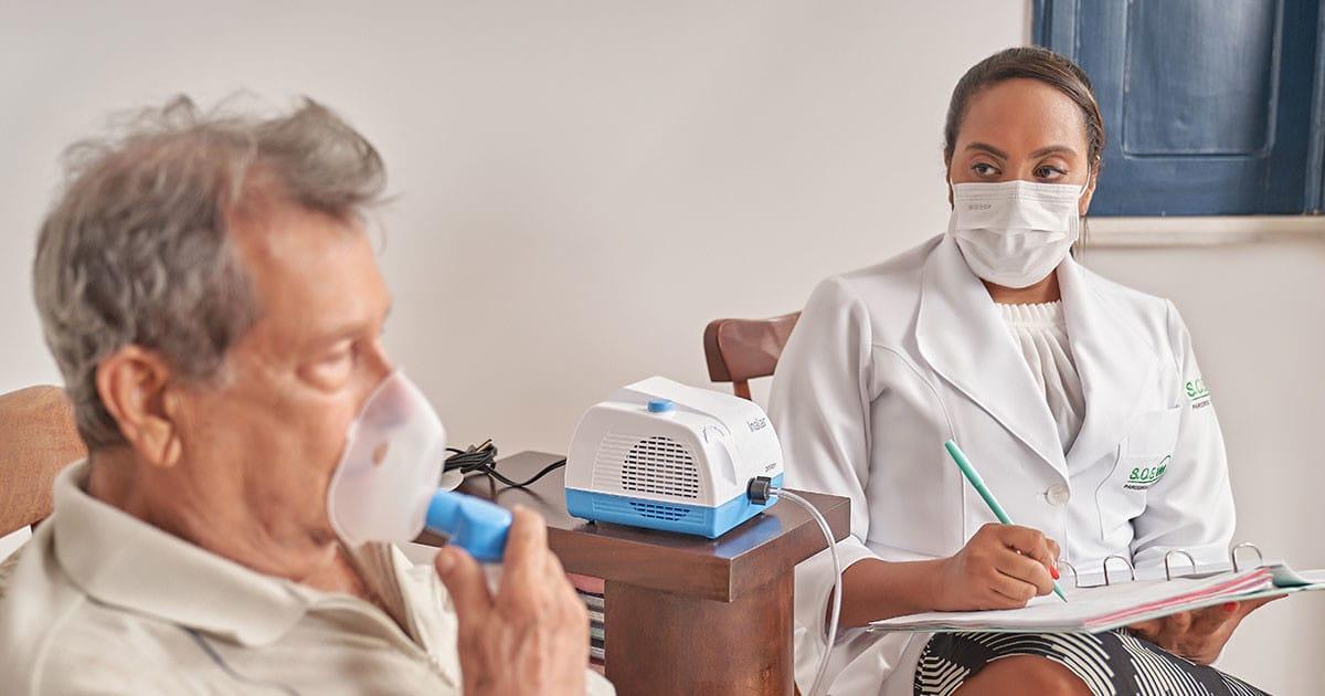 reabilitação pos-covid em home care